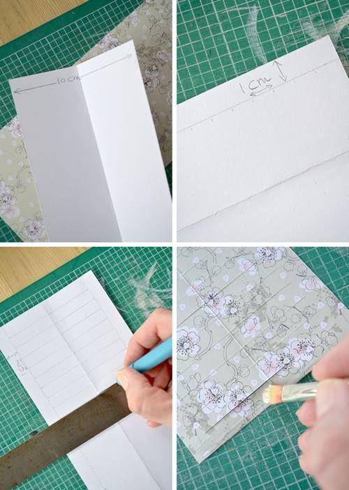 Manualidades con papel guirnalda de farolillos diy - Farolillos de papel ...