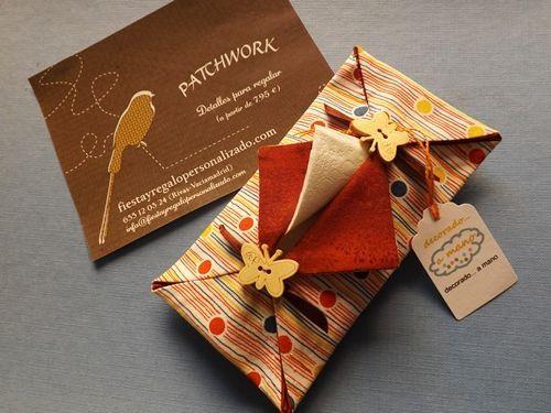 Detalles de patchwork como regalos hechos a mano - Regalos originales hechos a mano ...
